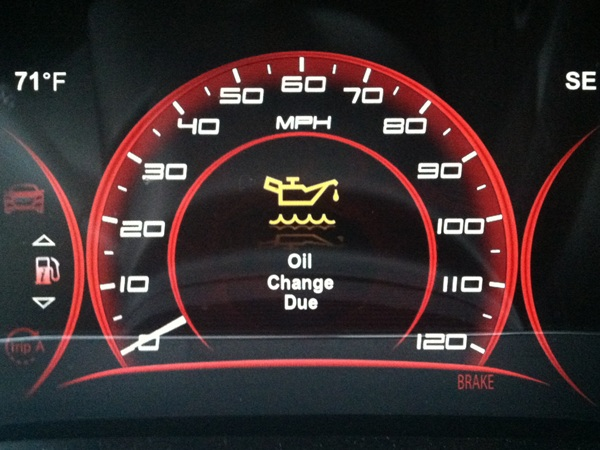 When Does Your Car Need an Oil Change? – Oil Life